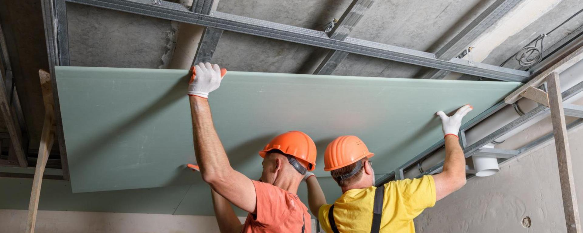 Lalieux Marcel SPRL - Plafonds – Faux-plafonds – Finitions intérieures